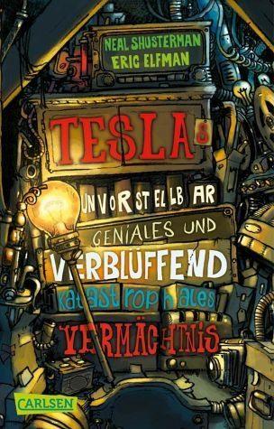 Broschiertes Buch »Teslas unvorstellbar geniales und verblüffend...«