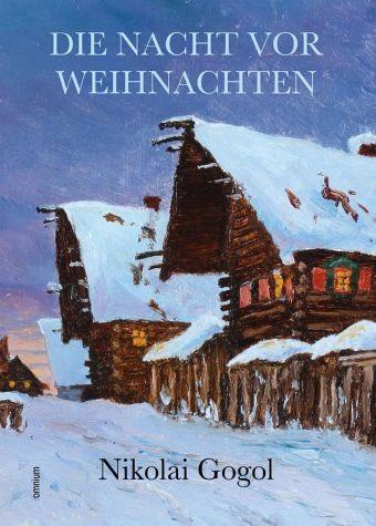 Broschiertes Buch »Die Nacht vor Weihnachten«