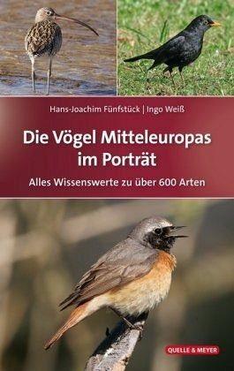 Gebundenes Buch »Die Vögel Mitteleuropas im Porträt«