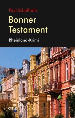 Broschiertes Buch »Bonner Testament«