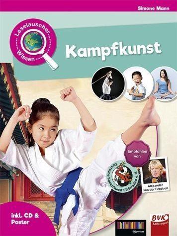 Gebundenes Buch »Leselauscher Wissen: Kampfkunst (inkl. CD &...«