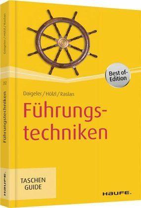 Broschiertes Buch »Führungstechniken«