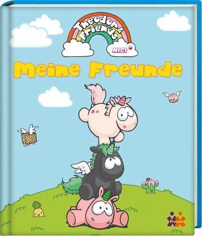 Gebundenes Buch »Theodor & Friends. Meine Freunde«
