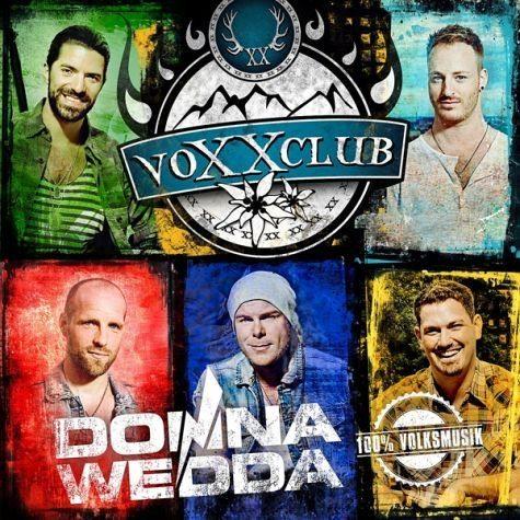 Audio CD »voXXclub: Donnawedda«