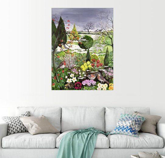 Posterlounge Wandbild - Hilary Jones »Winter from The Four Seasons«