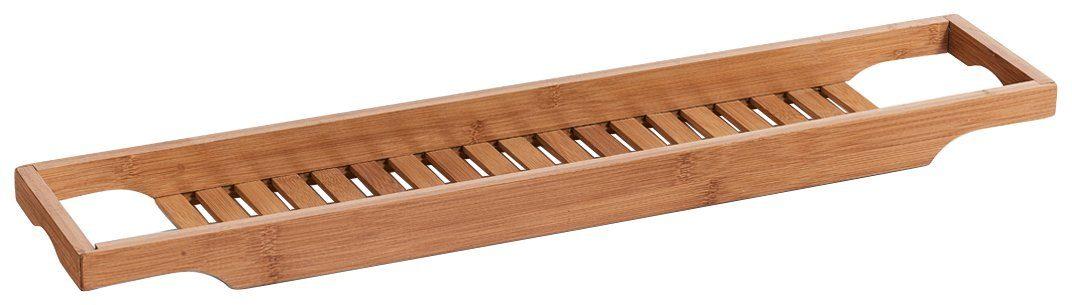 ZELLER Badewannenablage »Bamboo«
