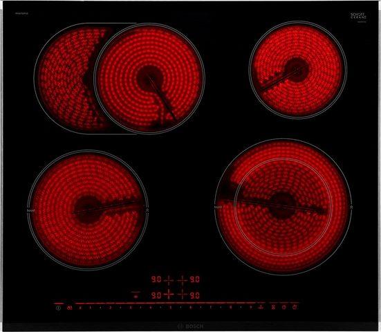 BOSCH Elektro-Kochfeld von SCHOTT CERAN® PKN675DP1D, mit Powerboost-Funktion
