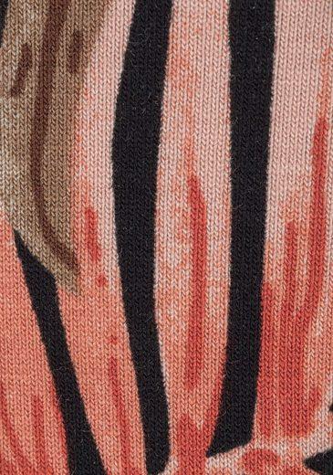 Lascana Mit outs Longshirt Trendigen Cut ppqfUnxAr