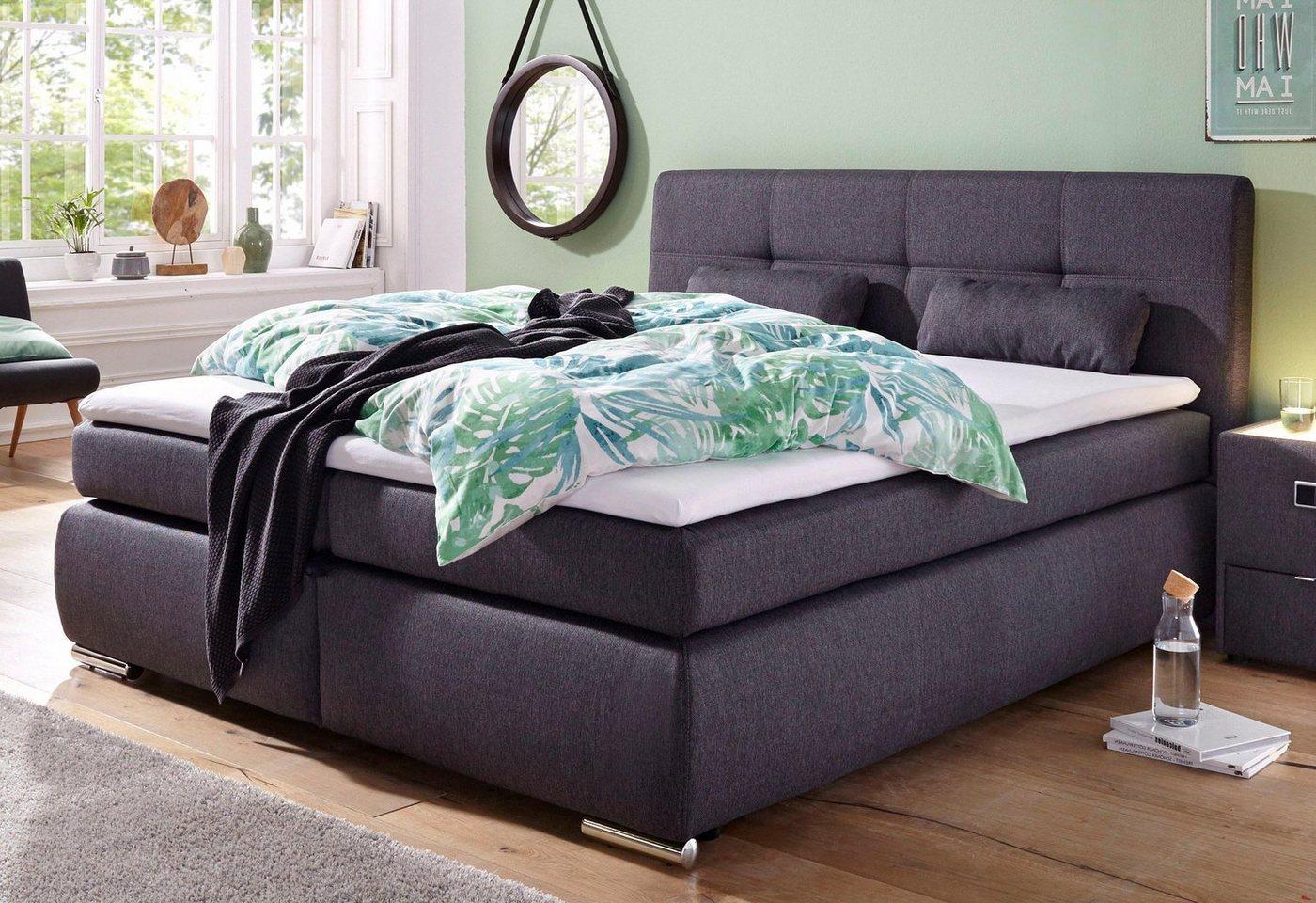 betten wei bettkasten machen sie den preisvergleich bei. Black Bedroom Furniture Sets. Home Design Ideas