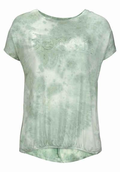 Shirt mit 3D-Prägedruck