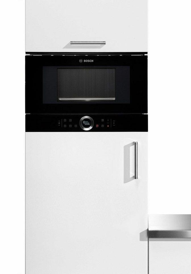 bosch mikrowelle bfr634gb1 online kaufen otto. Black Bedroom Furniture Sets. Home Design Ideas