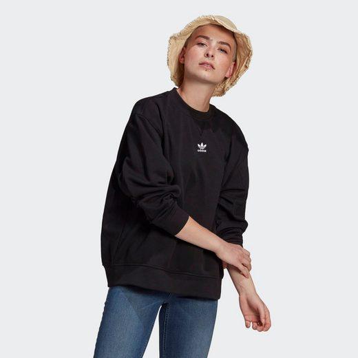 adidas Originals Sweatshirt »LOUNGEWEAR ADICOLOR ESSENTIALS«