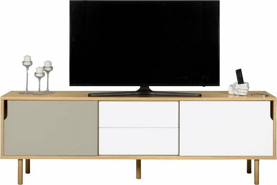 temahome sideboard dann mit schiebet ren und zwei. Black Bedroom Furniture Sets. Home Design Ideas
