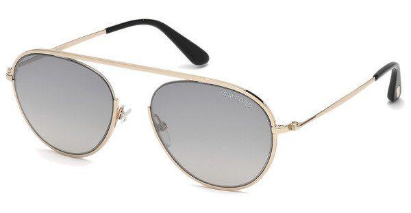 Sonnenschutz 400 Mit Kaufen Tom Ford »ft0599«Perfekter Sonnenbrille Uv Online 435RAjL