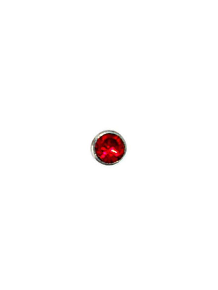 Adelia´s Nasenpiercing Edelstahl mit Swarovski Kristall Ø 2,20 mm | Schmuck > Piercings > Sonstige Piercing | Adelia´s