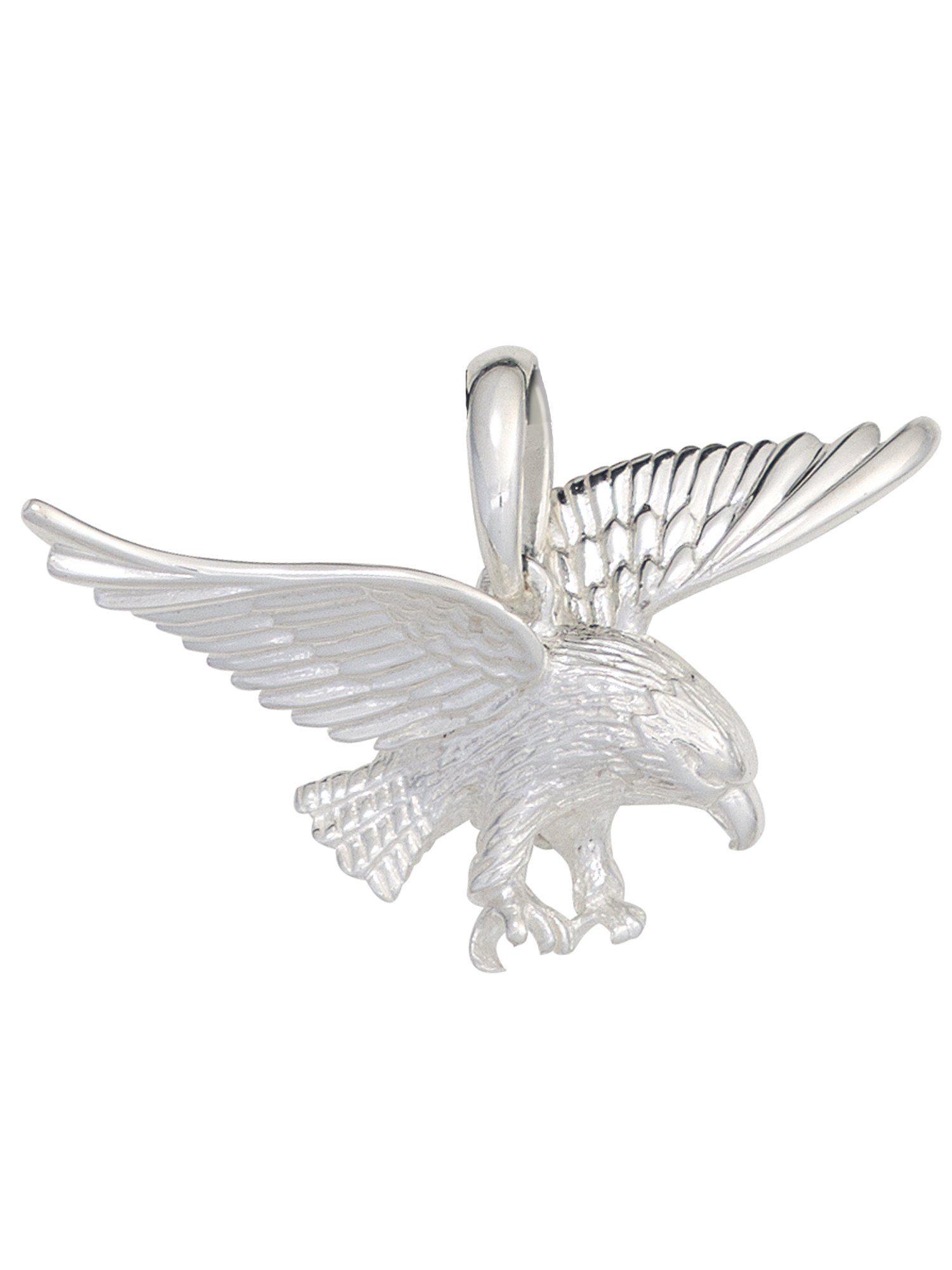 Adelia´s Kettenanhänger »Adler Anhänger«, 925 Silber