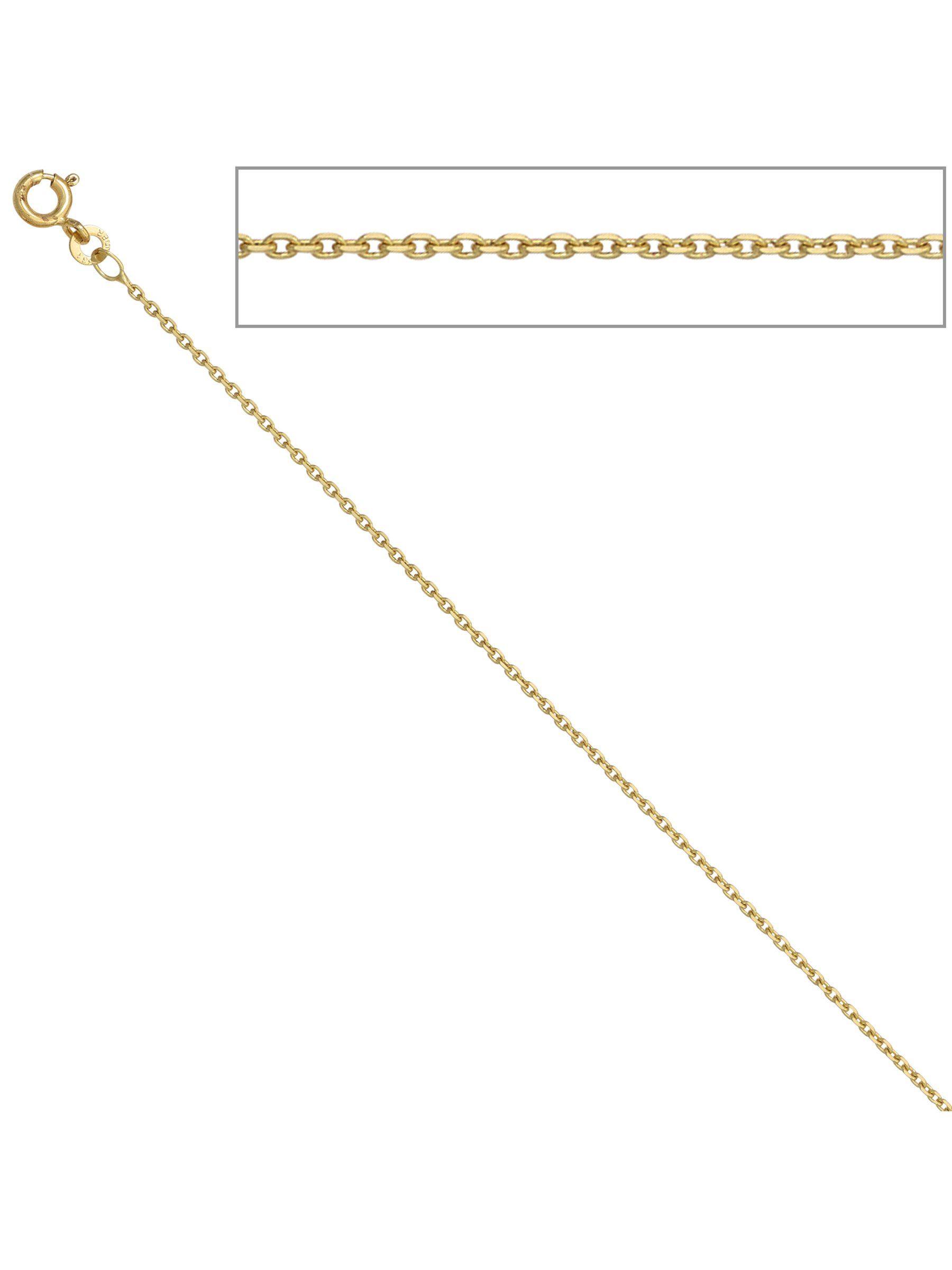 Adelia´s Kette ohne Anhänger »Ankerkette« 333 Gold L - 38 cm