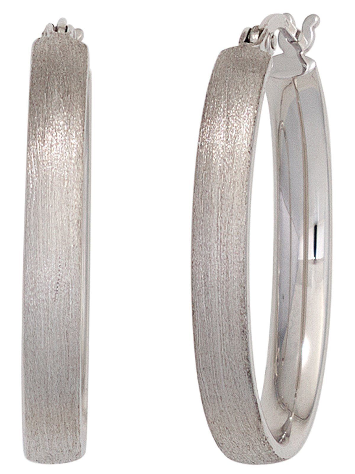 Adelia´s Paar Creolen 925 Silber