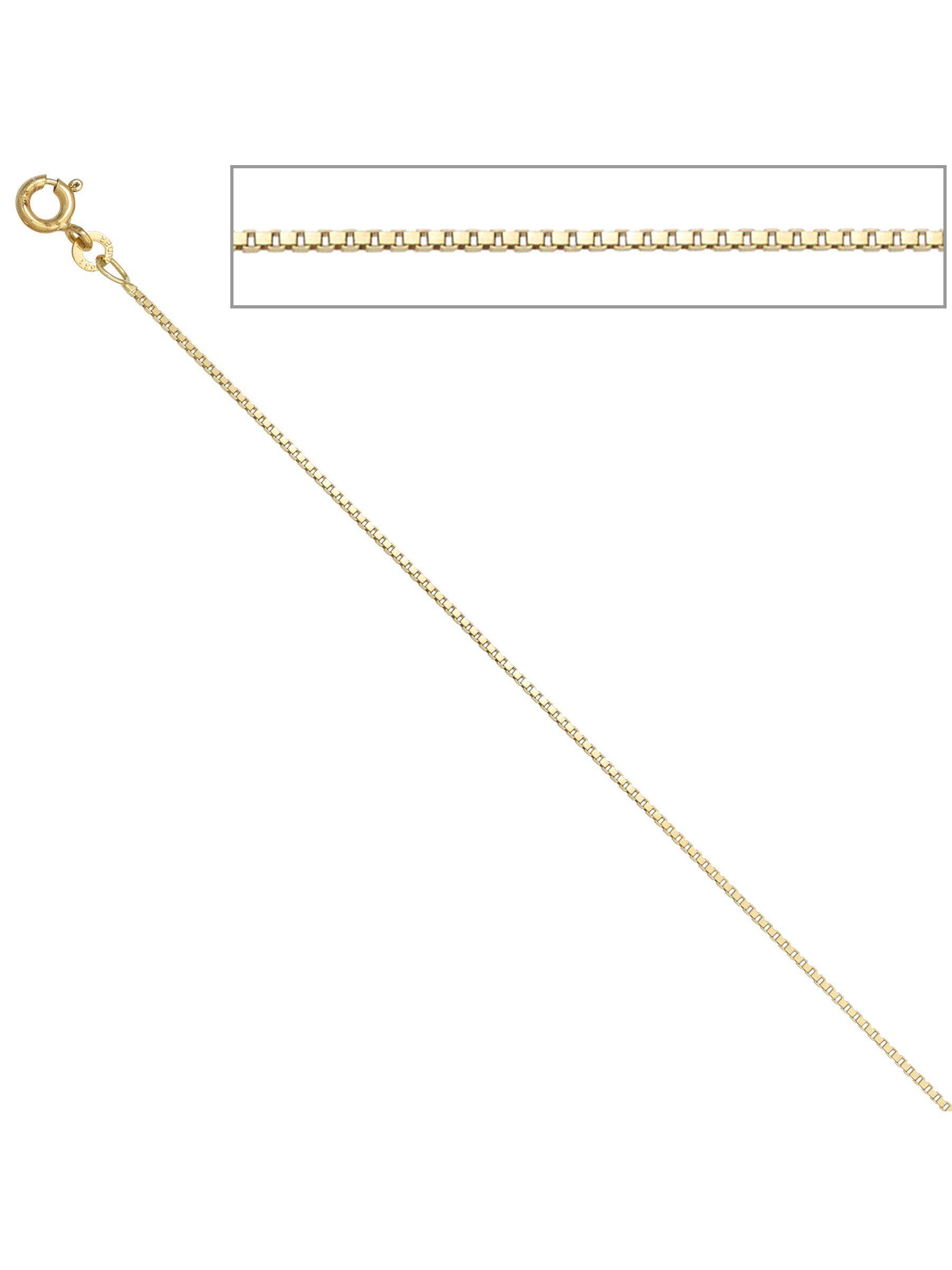 Adelia´s Kette ohne Anhänger »Venezianierkette« 333 Gold L - 42 cm