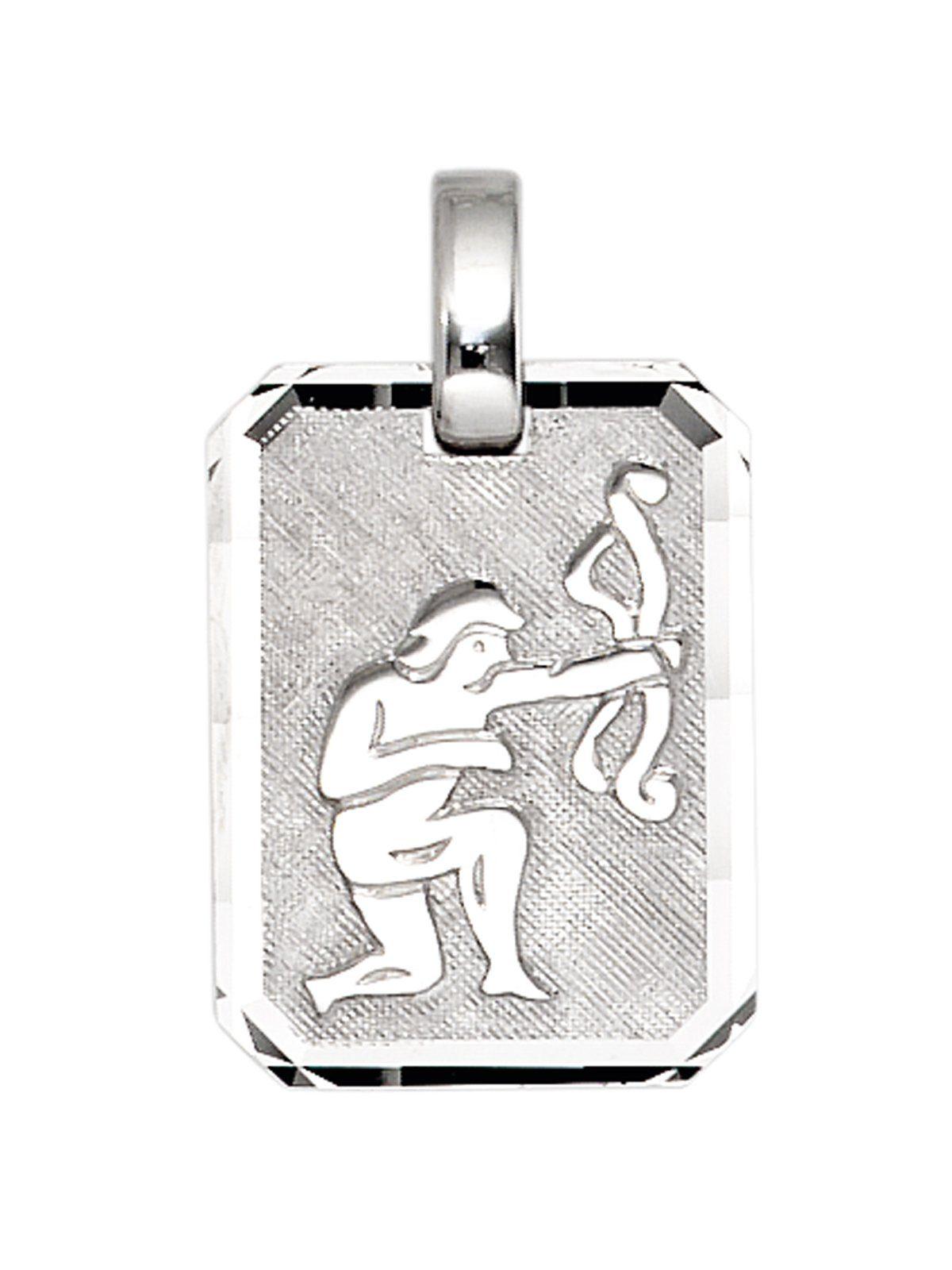 Adelia´s Sternzeichenanhänger »Sternzeichen Schütze Anhänger« 925 Silber