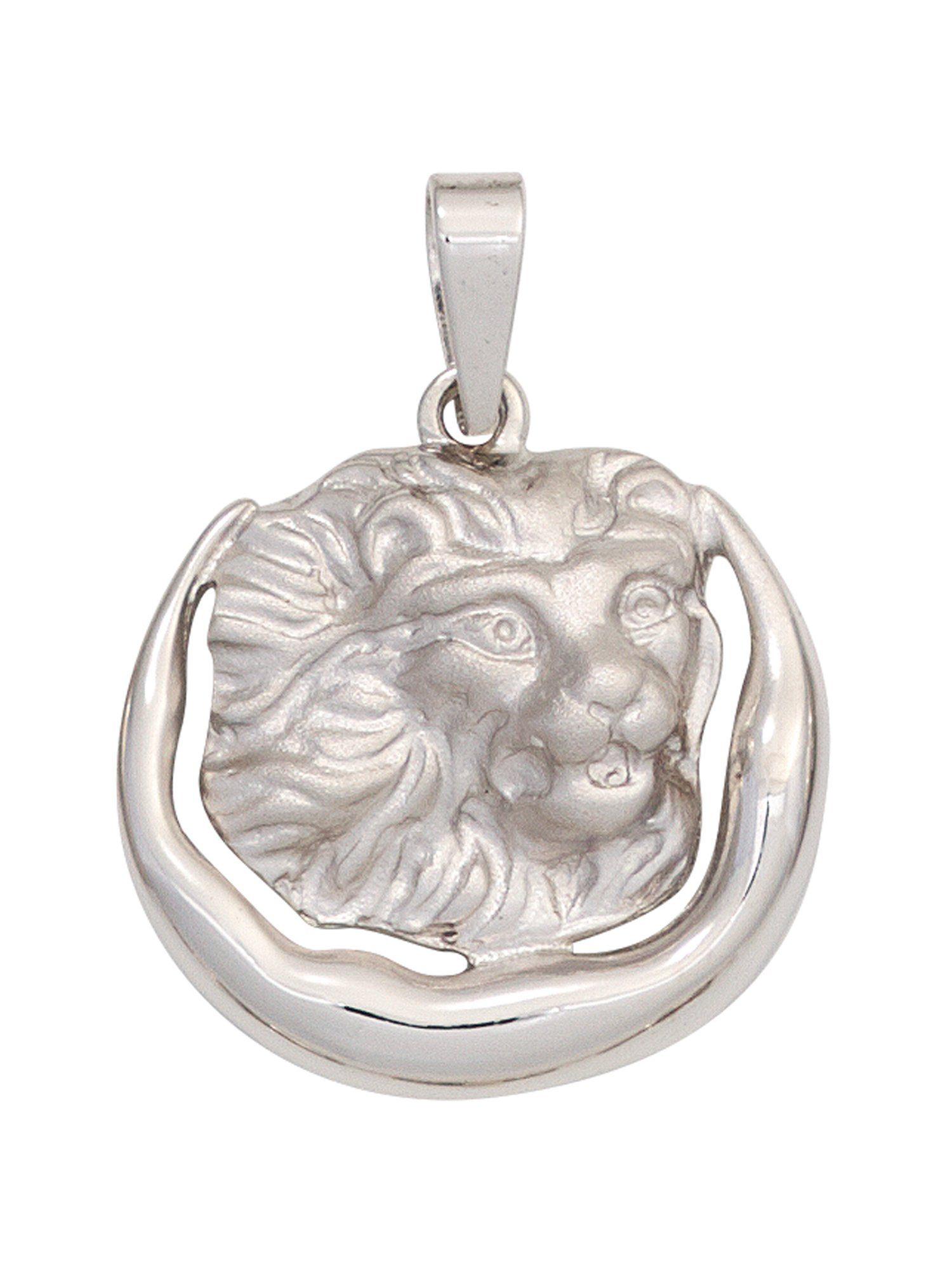 Adelia´s Kettenanhänger »Sternzeichen Löwe Anhänger« 925 Silber