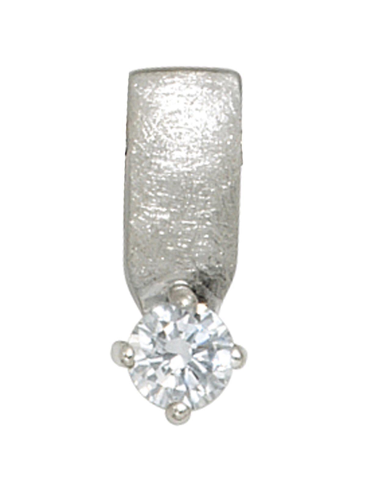 Adelia´s Kettenanhänger »Anhänger« 925 Silber mit Zirkonia