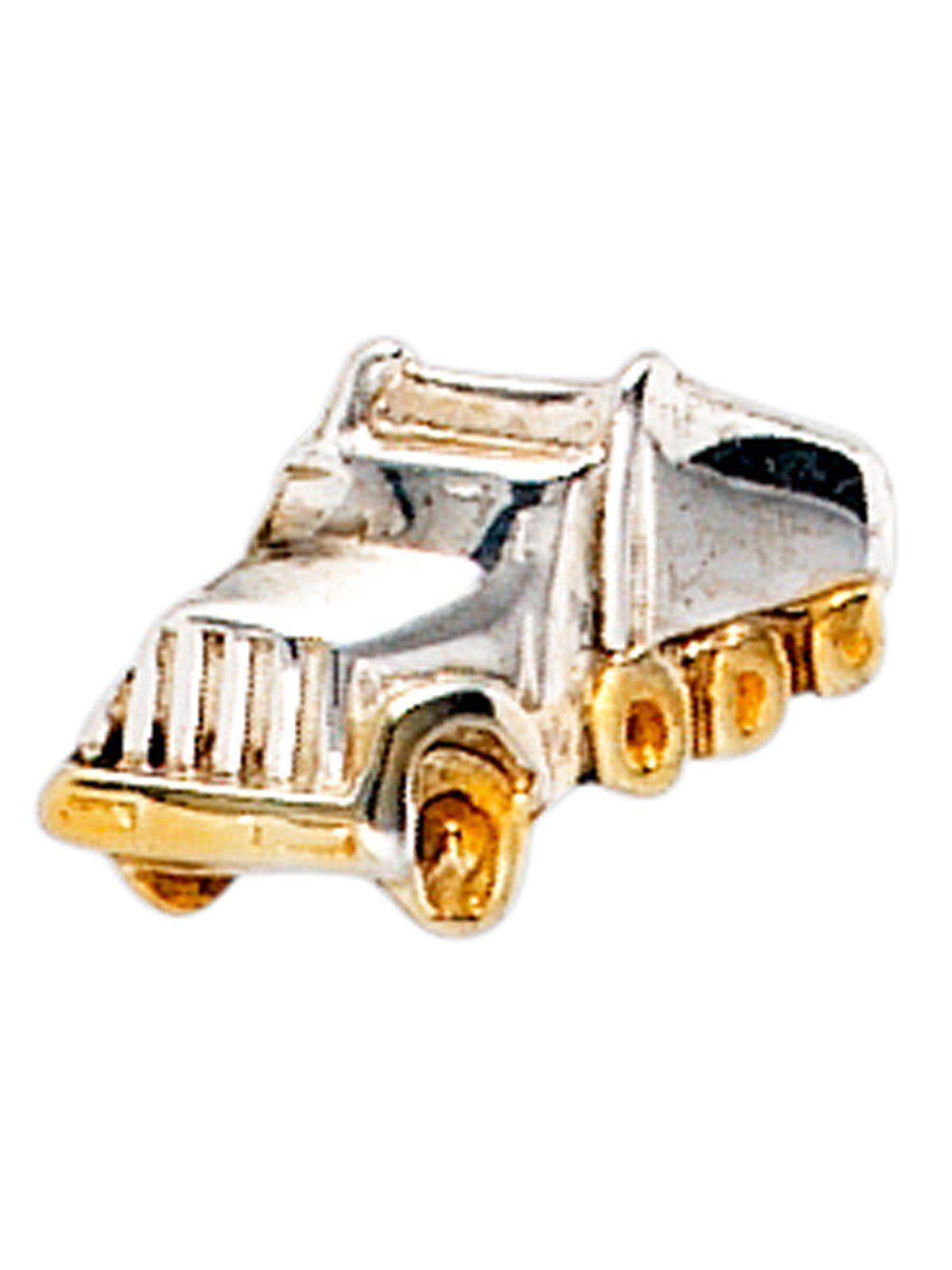 Adelia´s Paar Ohrhänger »LKW« 925 Silber