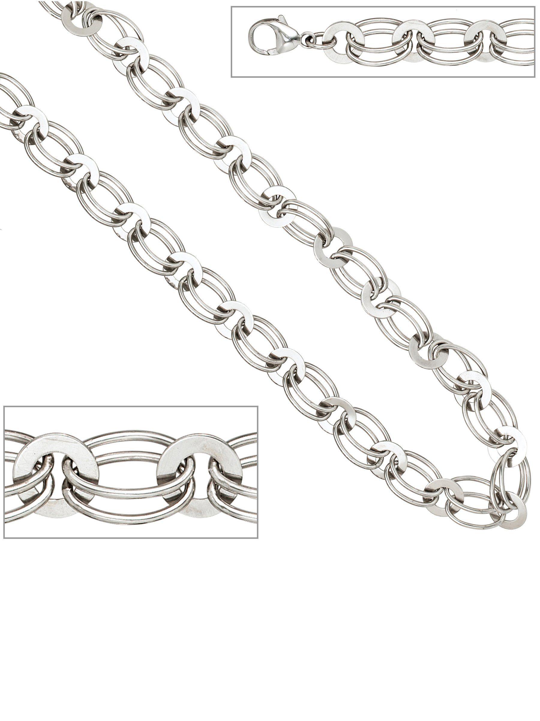 Adelia´s Kette ohne Anhänger 925 Silber L - 45 cm