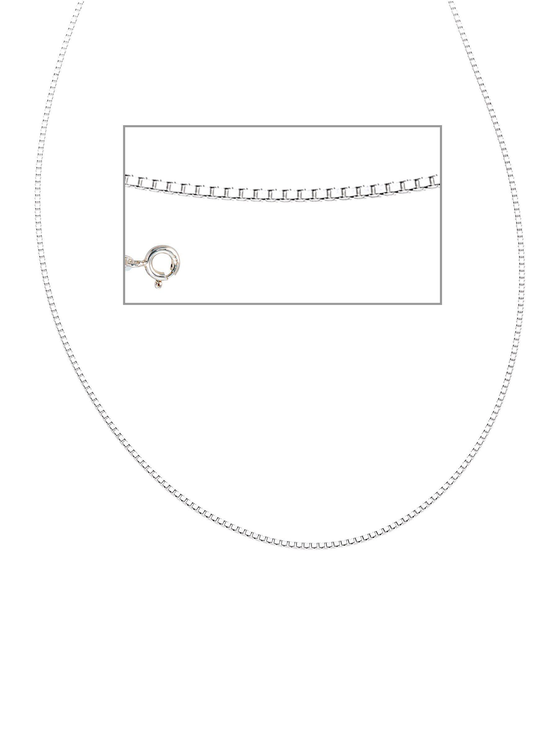 Adelia´s Kette ohne Anhänger »Venezianierkette« 925 Silber L - 40 cm