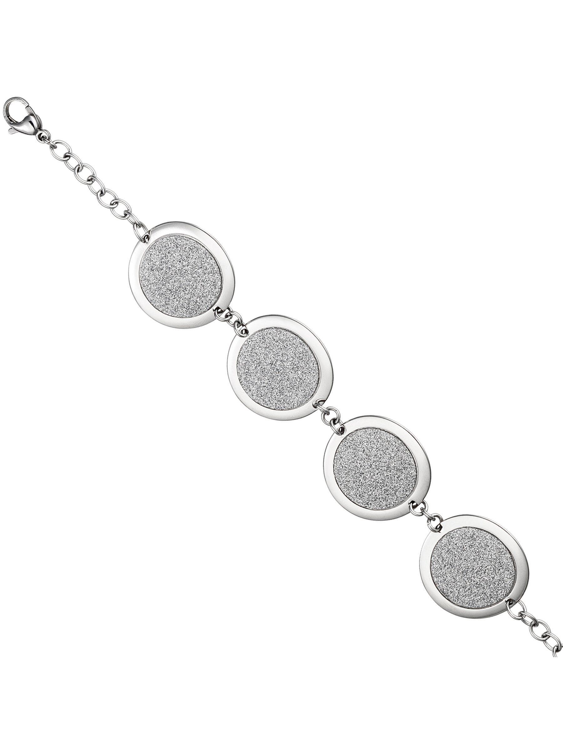 Adelia´s Armband Edelstahl L - 20 cm