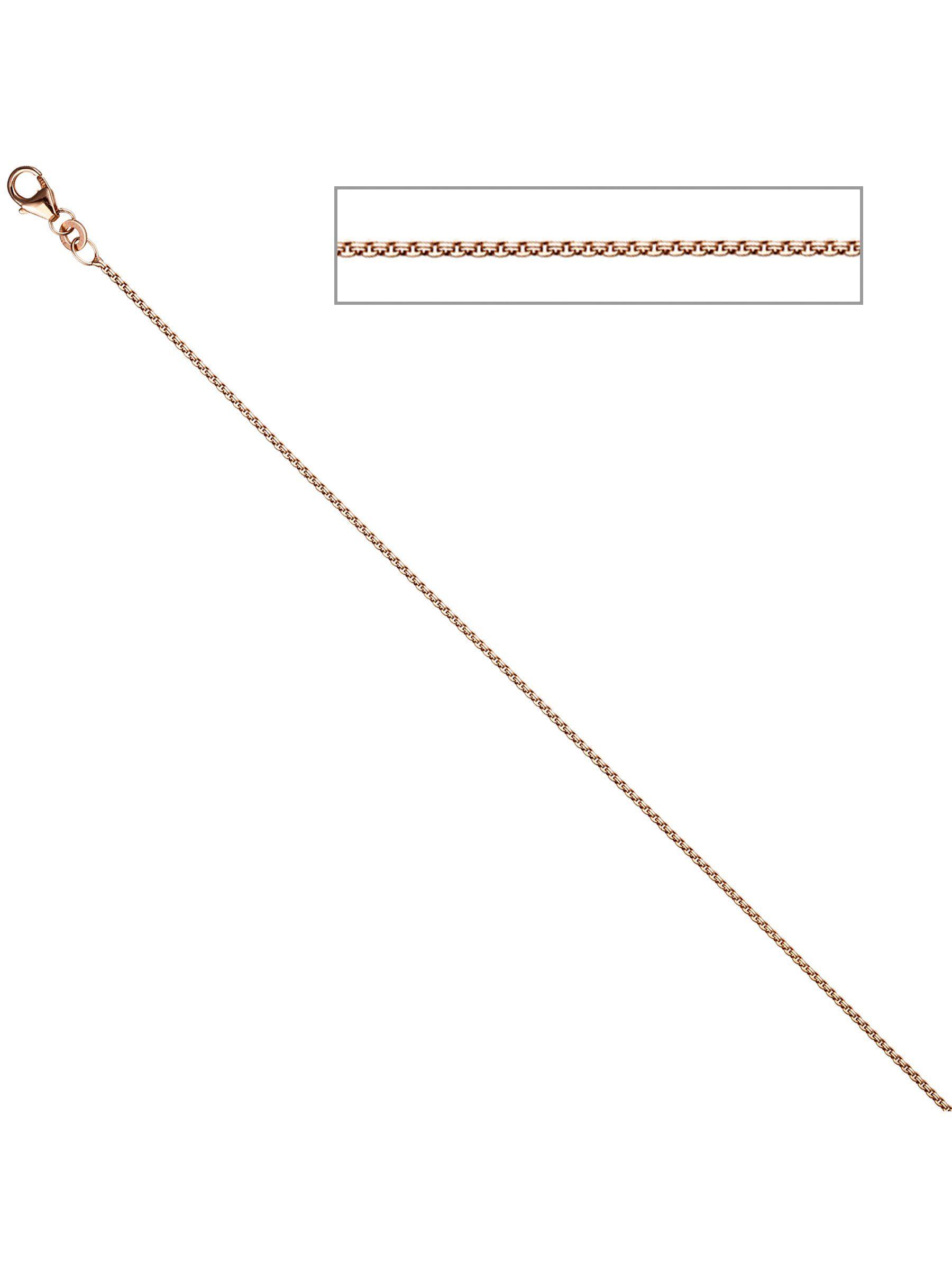 Adelia´s Kette ohne Anhänger »Venezianierkette«, 333 Gold