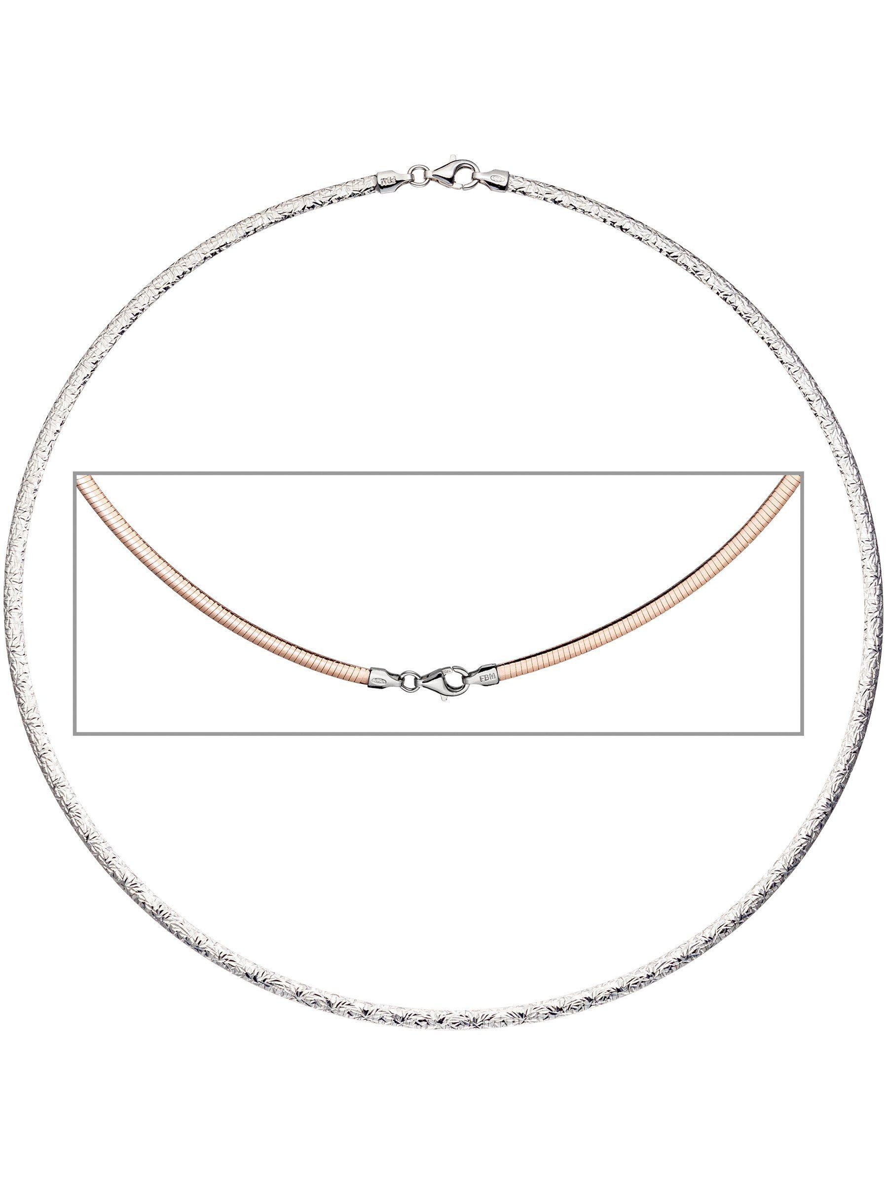 Adelia´s Halsreif 925 Silber L - 45 cm