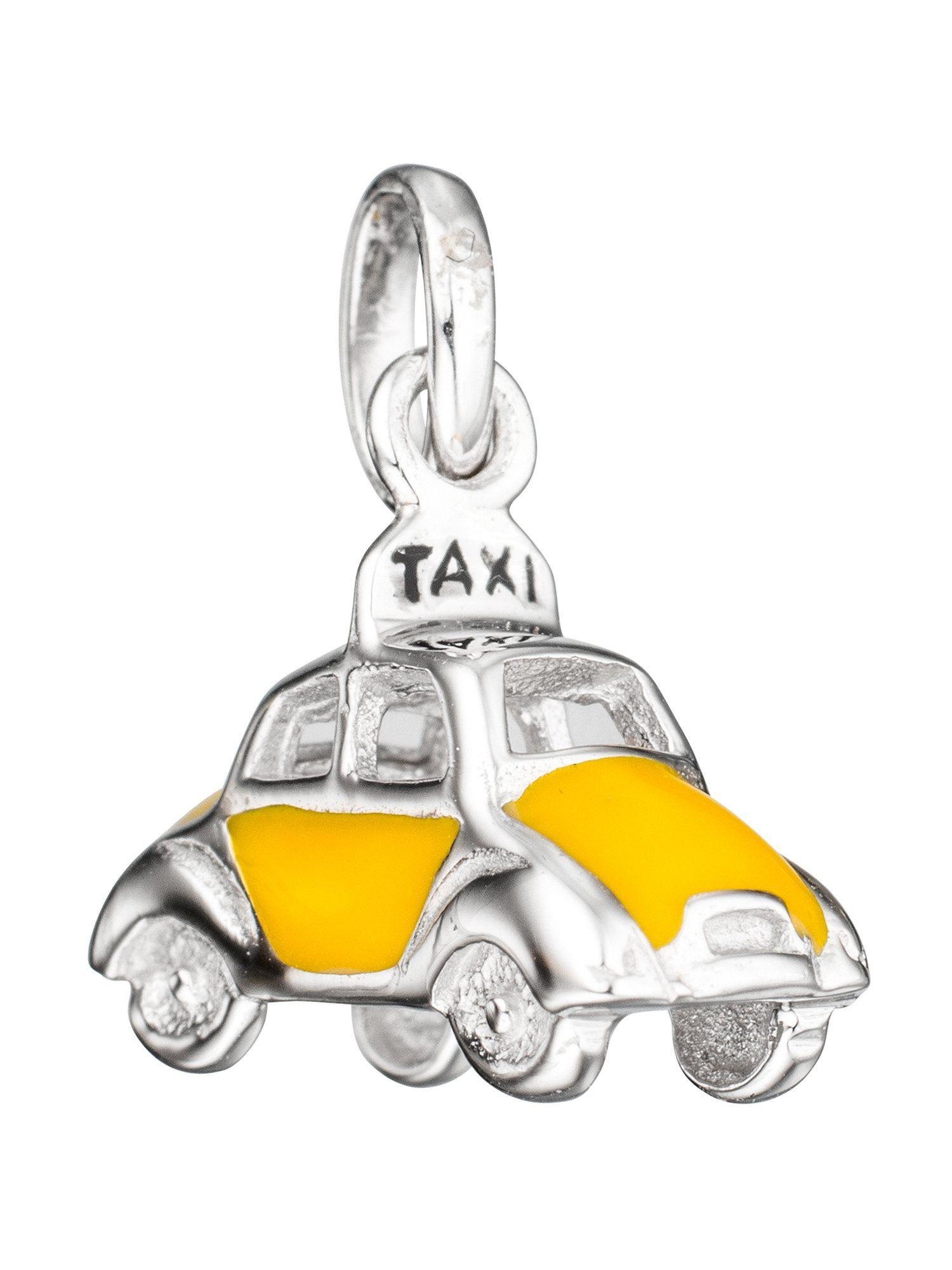 Adelia´s Kettenanhänger »Auto Anhänger« 925 Silber