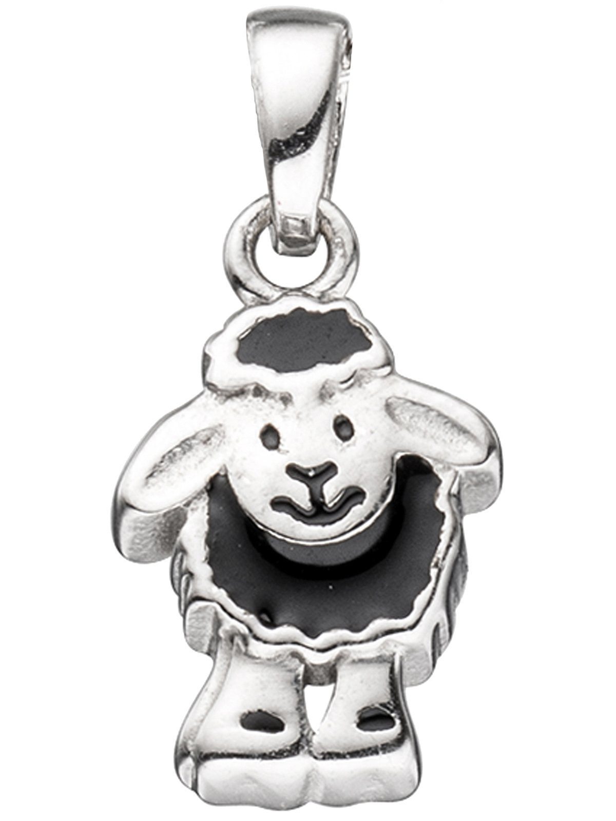 Adelia´s Kettenanhänger »Schaf Anhänger« 925 Silber