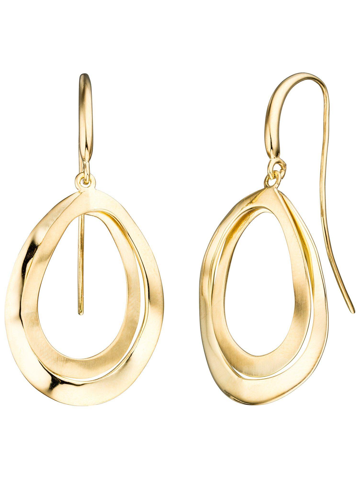 Adelia´s Paar Ohrhaken 925 Silber