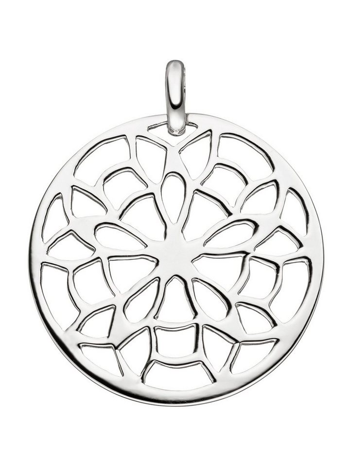 Adelia´s Kettenanhänger »Anhänger« 925 Silber Ø 30,20 mm   Schmuck > Halsketten > Kettenanhänger   Adelia´s