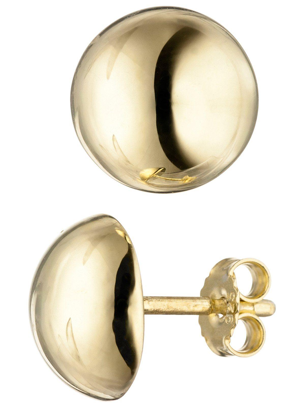 Adelia´s Paar Ohrstecker 925 Silber Ø 9,90 mm