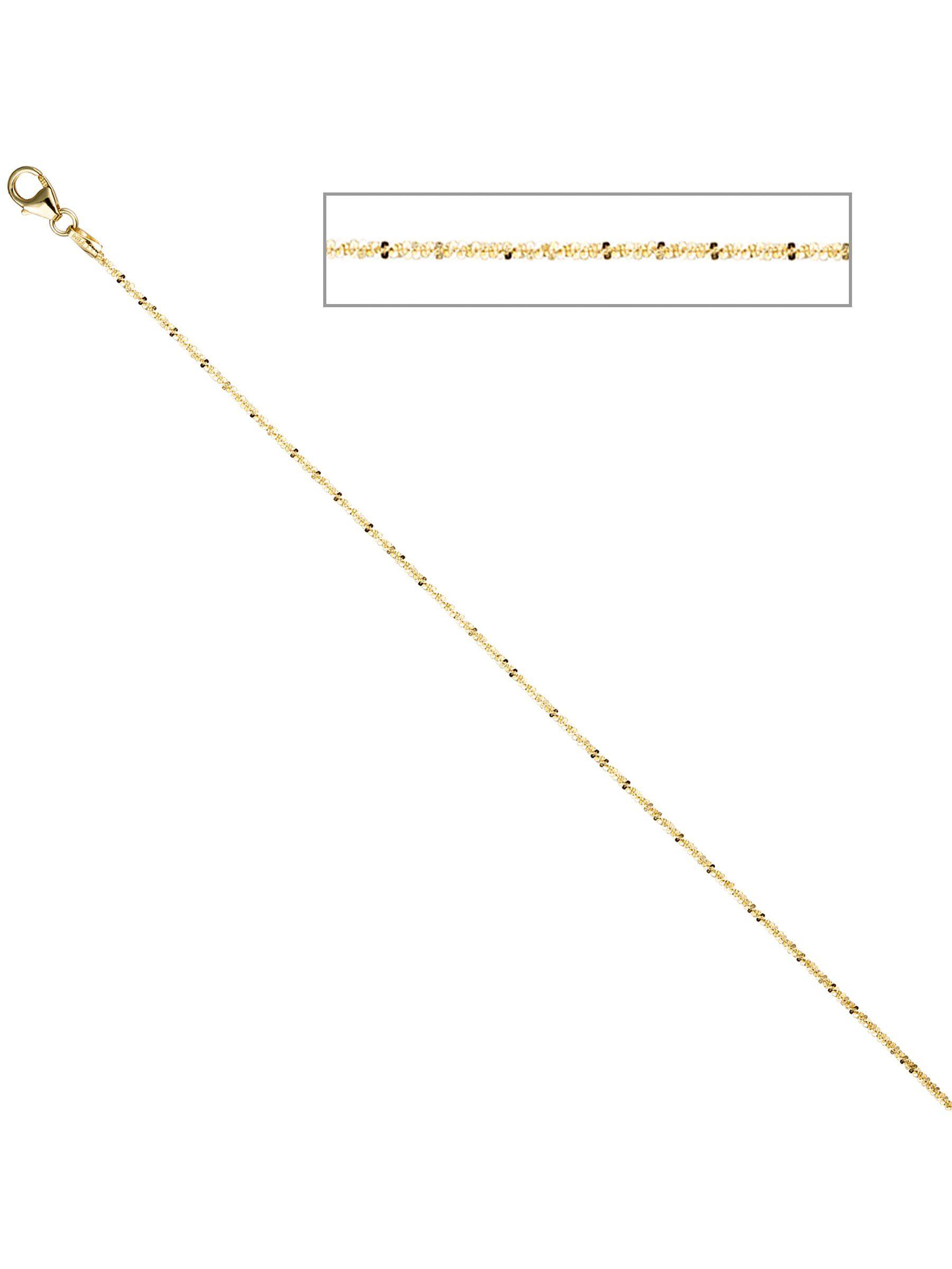 Adelia´s Kette ohne Anhänger, 333 Gold L - 40 cm