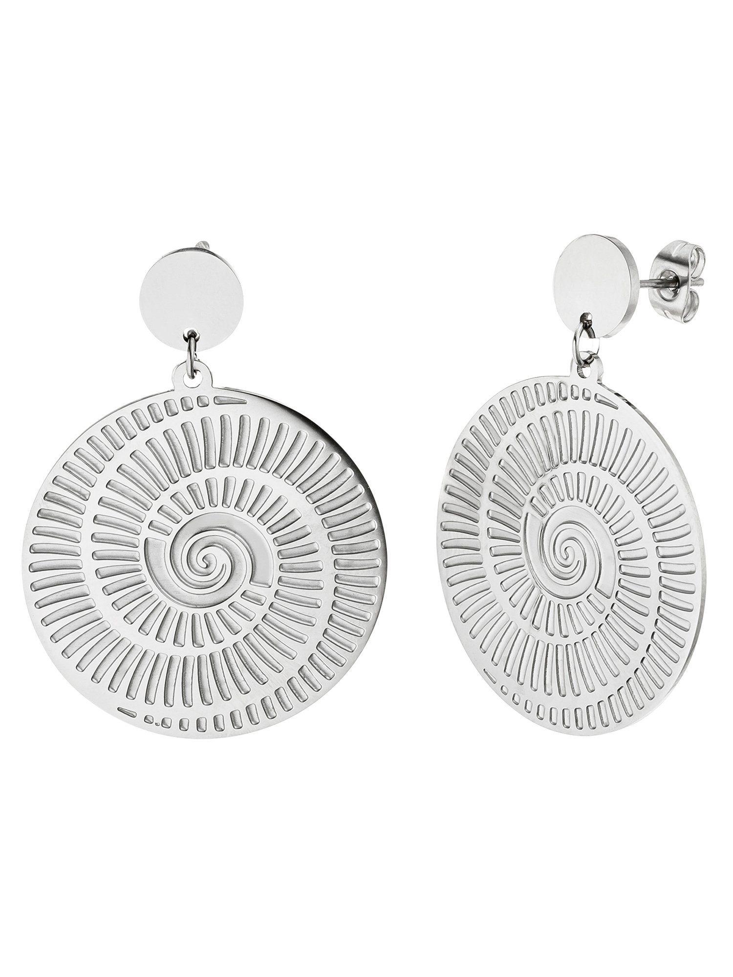 Adelia´s Paar Ohrhänger Edelstahl