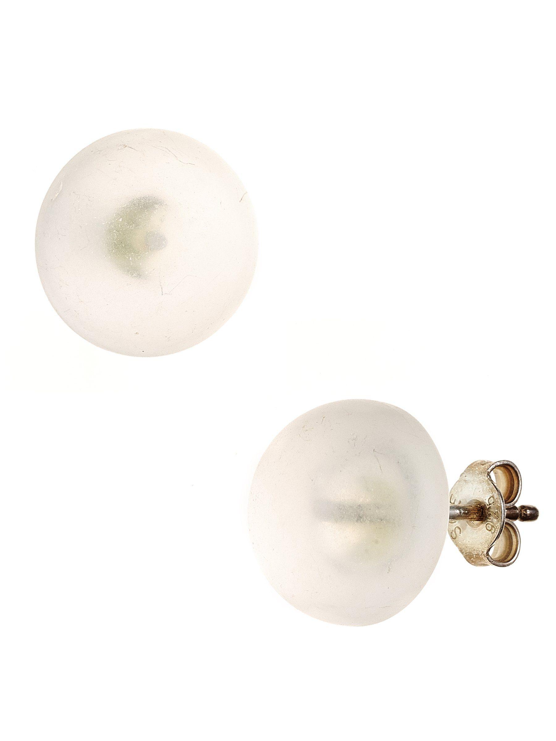 Adelia´s Paar Ohrstecker mit Kristall Ø 12,00 mm