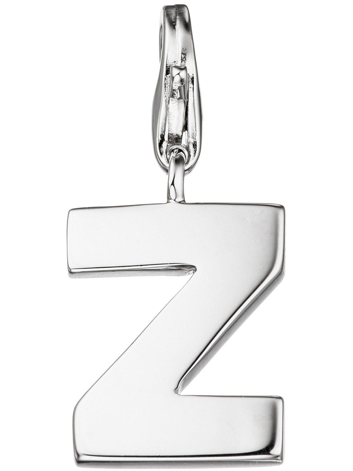 Adelia´s Buchstabenanhänger »Buchstabenanhänger Z Anhänger« 925 Silber