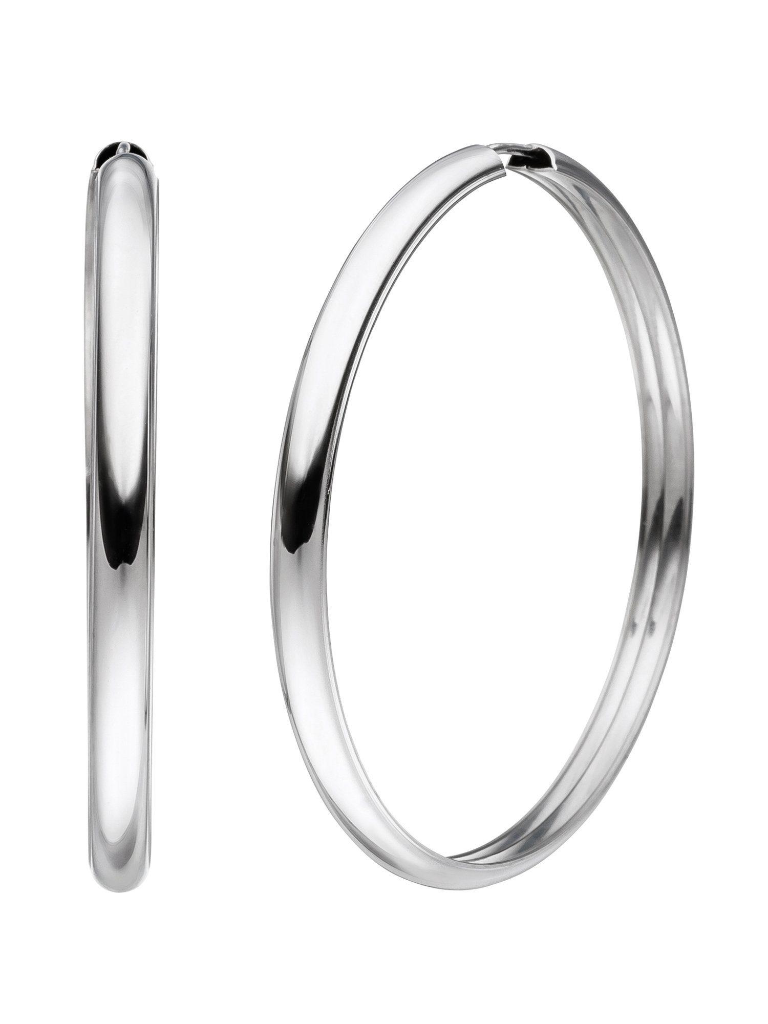 Adelia´s Paar Creolen, 925 Silber