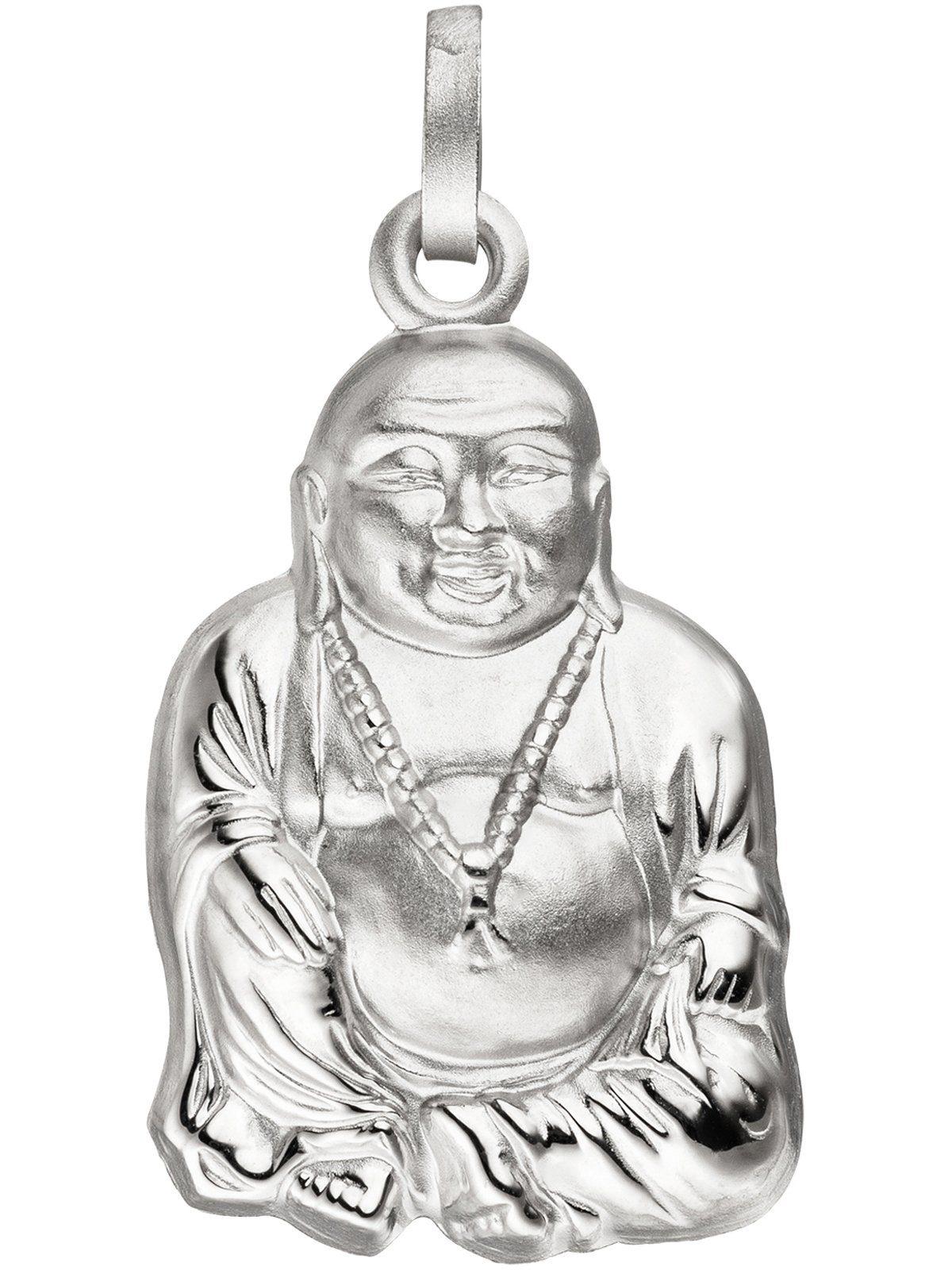 Adelia´s Kettenanhänger »Buddha Anhänger« 925 Silber