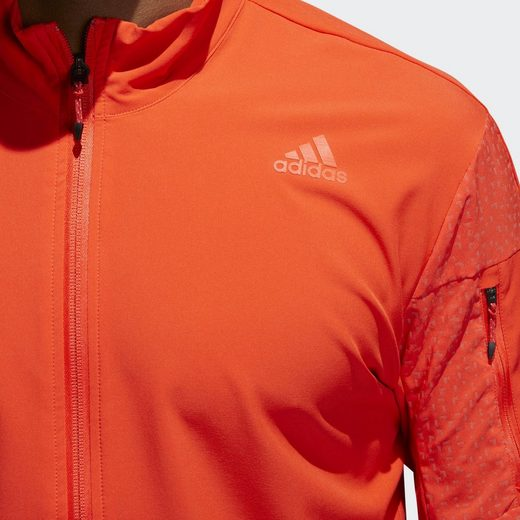 Adidas Performance Function-hooded Sweat Jacket Supernova Storm