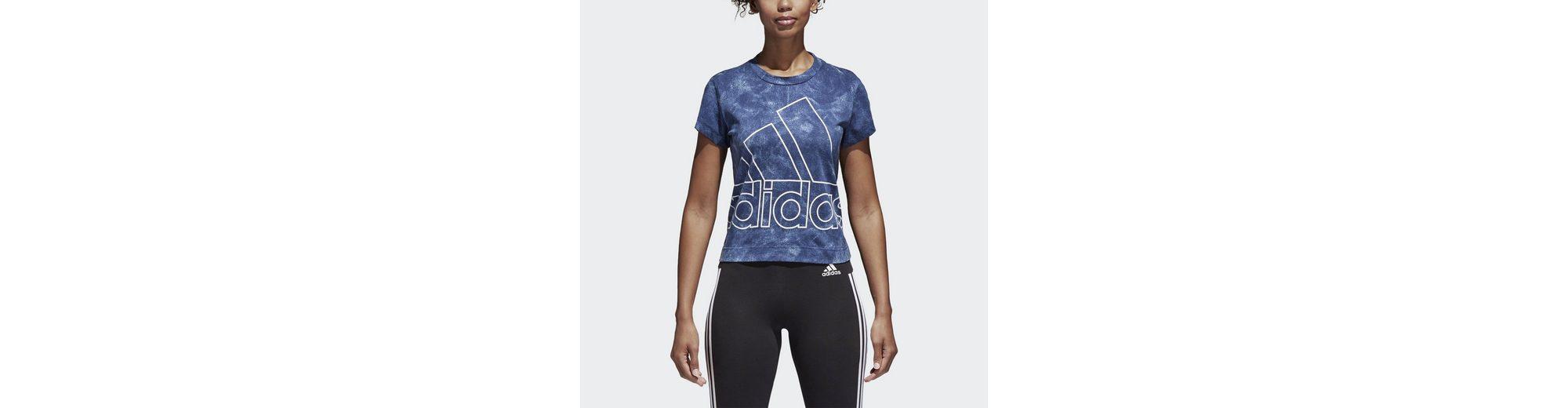 adidas Performance Sporttop ID Logo Grau-Outlet-Store Online Rabatt Zum Verkauf Unisex Größte Anbieter NT1fNW