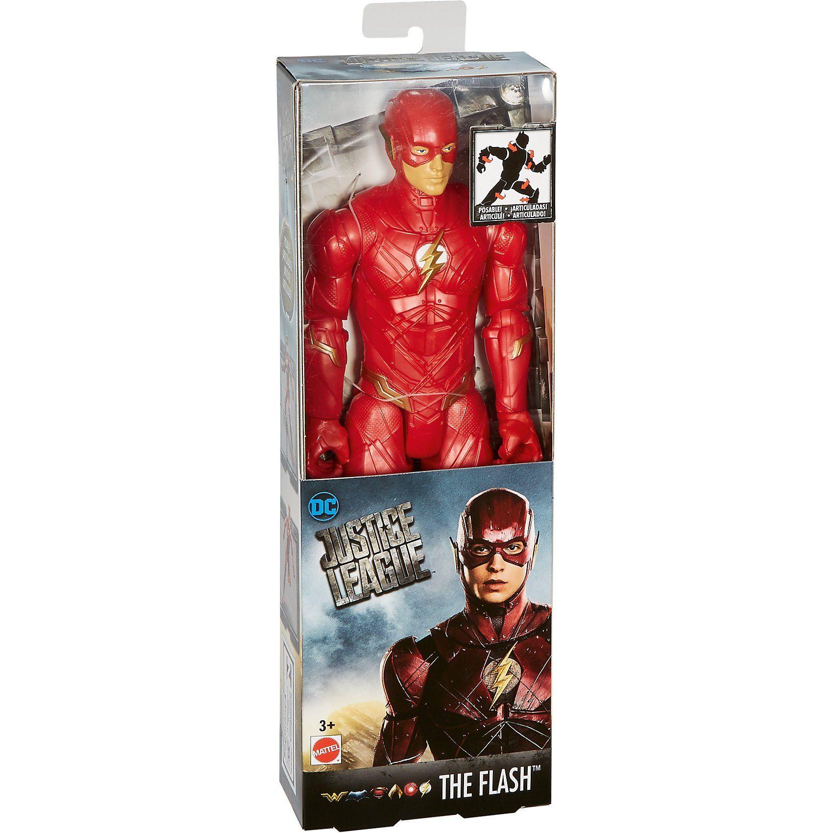 Mattel® DC Justice League Movie Basis Figur The Flash (30 cm)