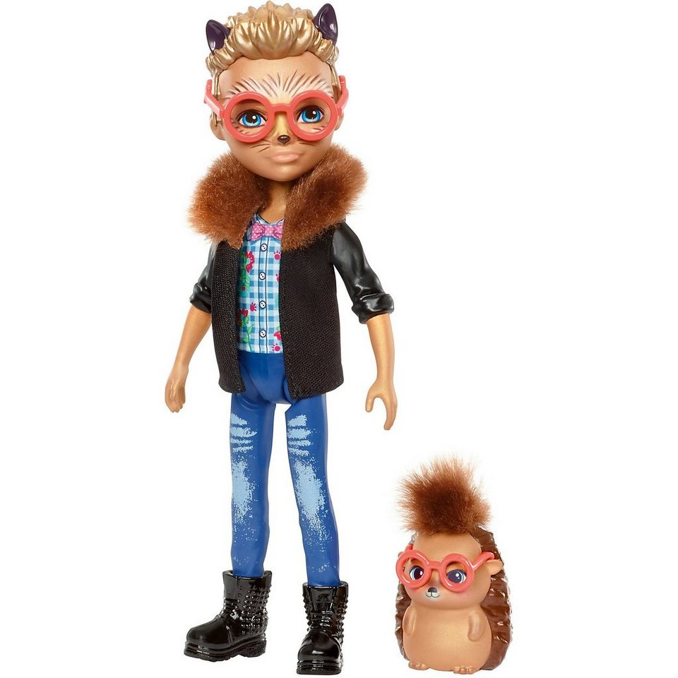 Mattel® Enchantimals Igeljunge Hixby Hedgehog Puppe online kaufen