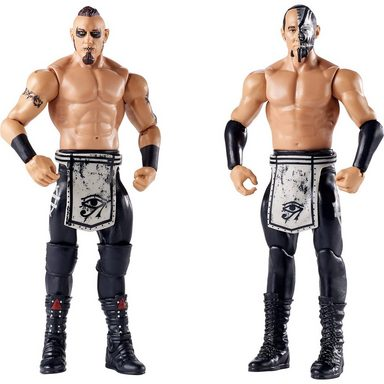 Mattel® WWE Basis Figuren (15 cm) 2er-Pack Konnor & Viktor