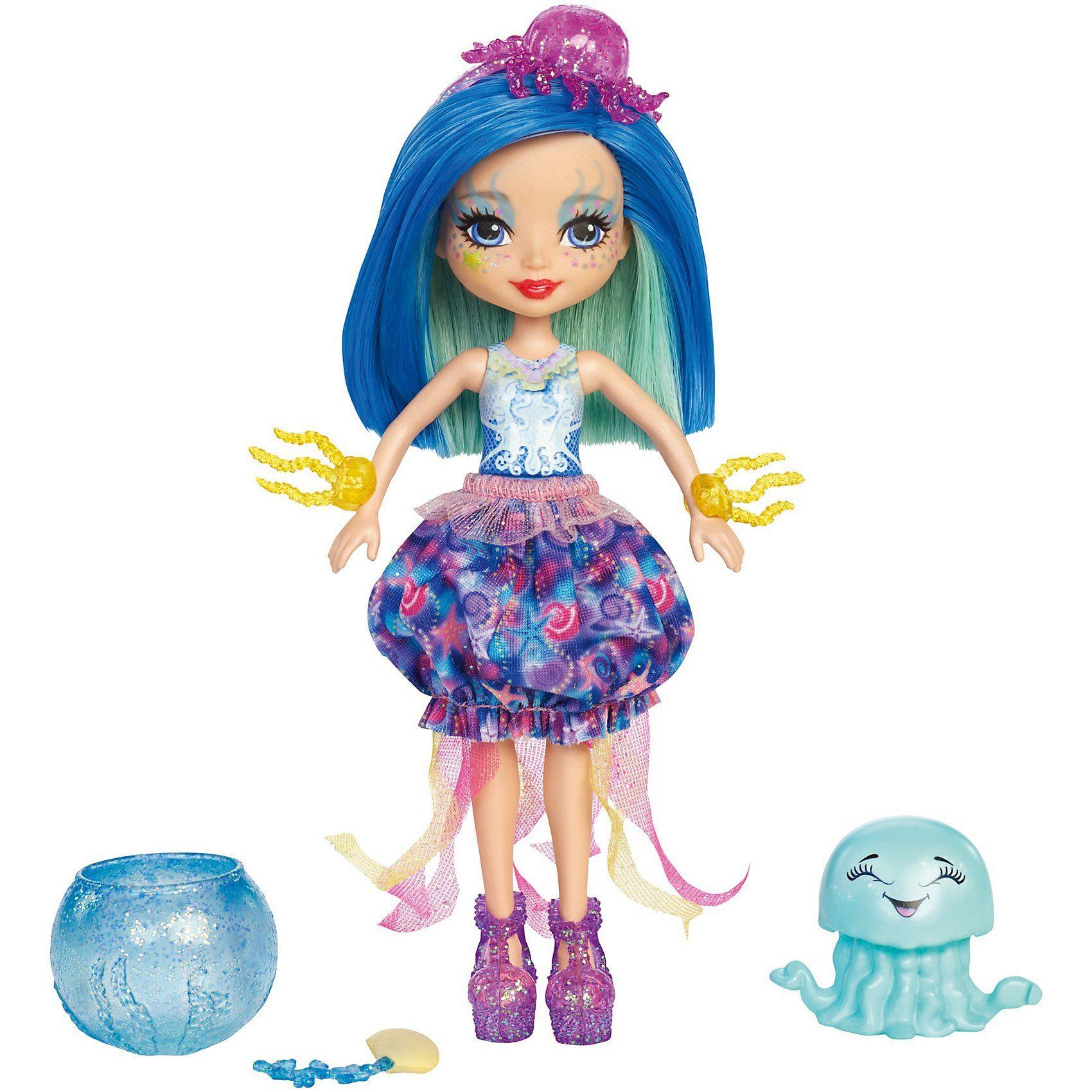 Mattel® Enchantimals Quallenmädchen Jessa Jellyfish mit Farbwechsel