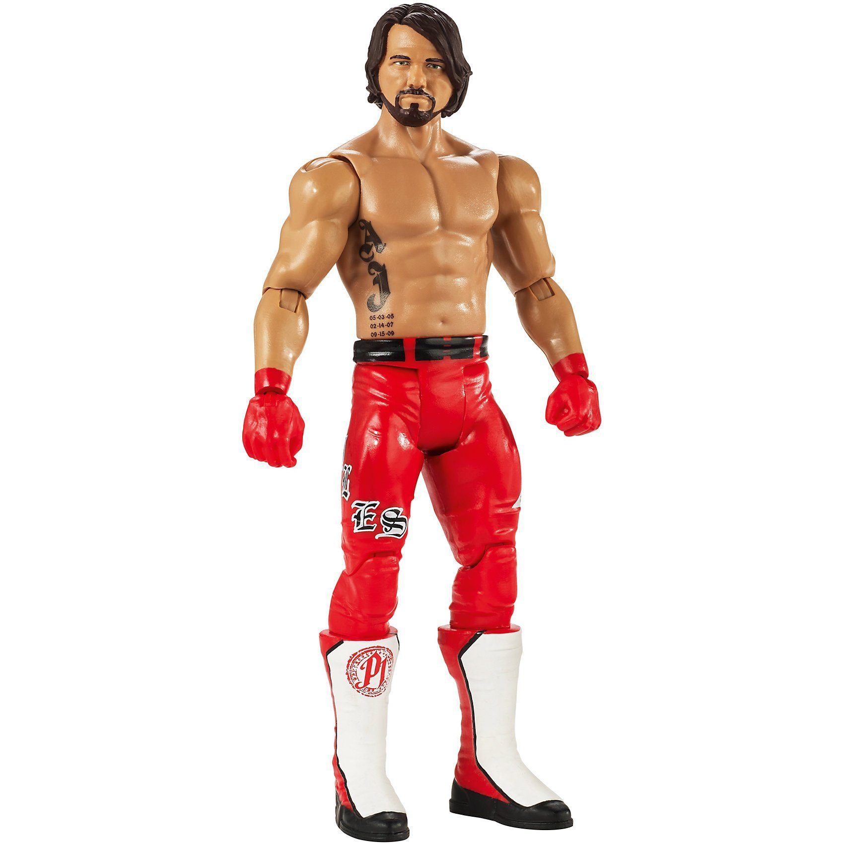 Mattel® WWE Basis Figur (15 cm) AJ Styles